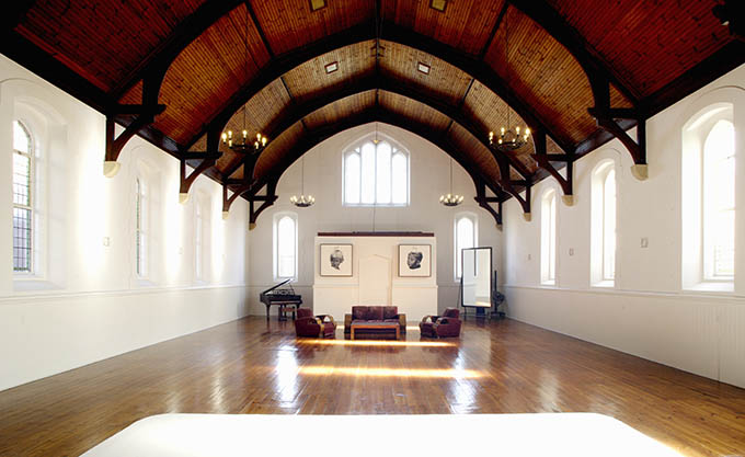 The Church Studio - Roodebloem